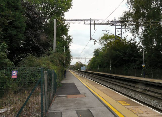 Bramhall Station