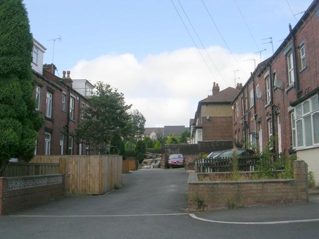 Morris Place - Wood Street