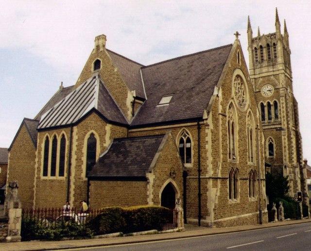 Former Methodist Church, Aldershot