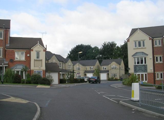 Fielding Way - Bruntcliffe Road