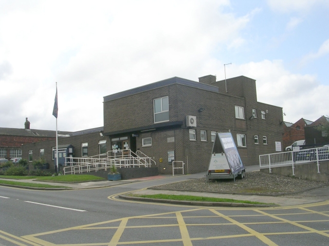 Morley Police Station - Corporation Street