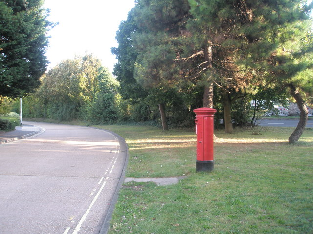 Postbox in Northarbour Road
