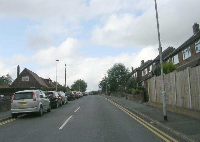 Scatcherd Lane - Corporation Street