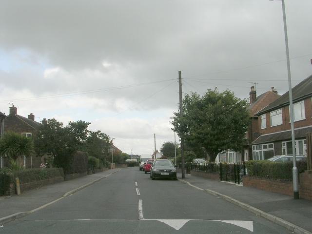 Gerard Avenue - Scatcherd Lane