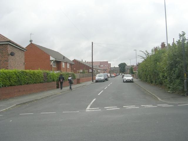 Queen's Road - Scatcherd Lane