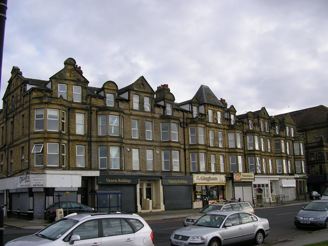 Shops & Flats, Marine Road West, Morecambe