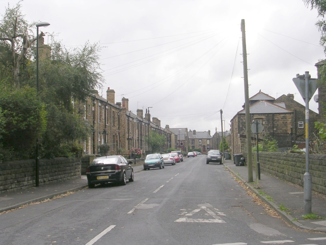 East Park Street - Scatcherd Lane