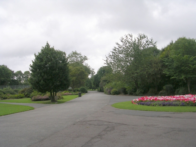 Entrance to Dartmouth Park