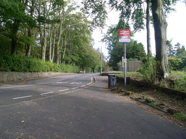 Peel Road, Thorntonhall