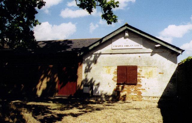 Former Galeed Baptist Chapel