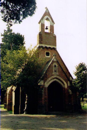 The Resurrection, Farnborough