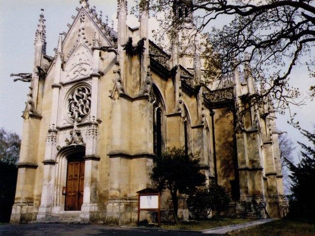 Abbey Church of St Michael, Farnborough