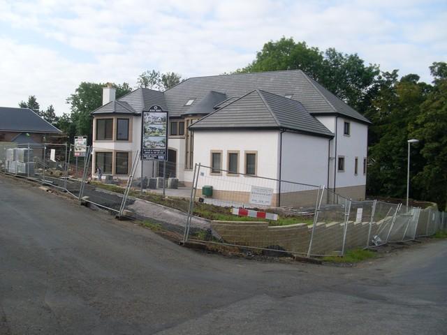 Yet more development in Thorntonhall
