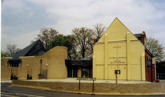 Our Lady Help of Christians, Farnborough