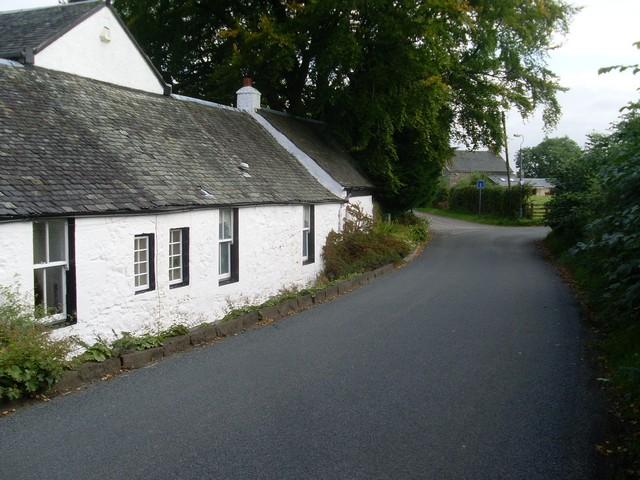 Houses by Braehead Road