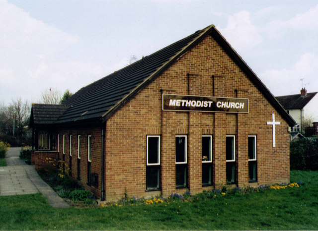 Hawley Lane Methodist Church, Farnborough