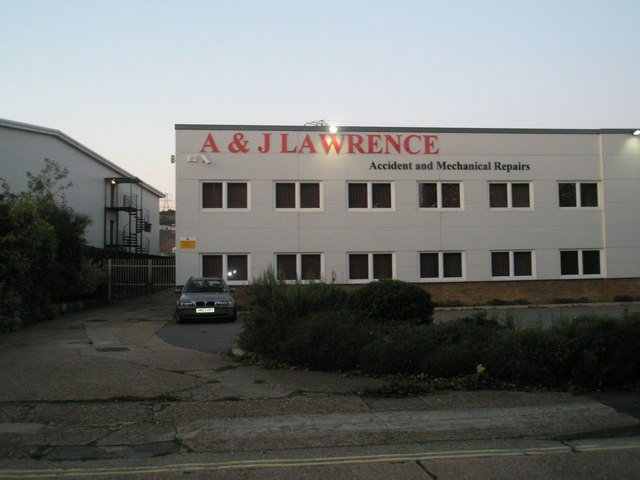 A & J Lawrence in Northarbour Road