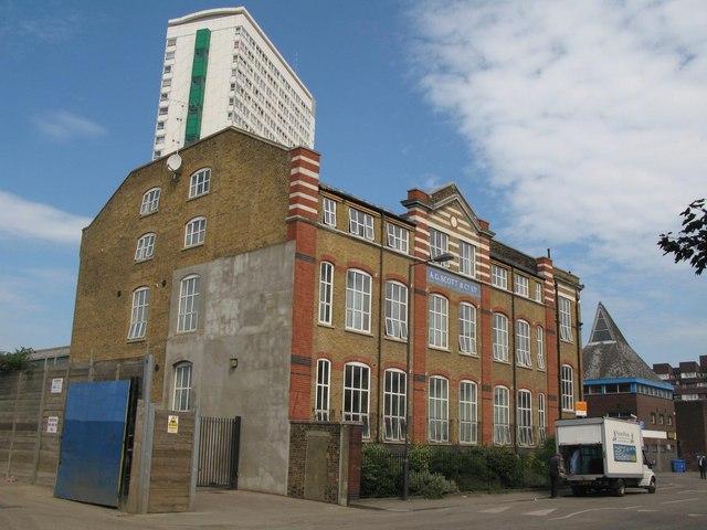 A G Scott & Co Ltd, Grove Street, SE8