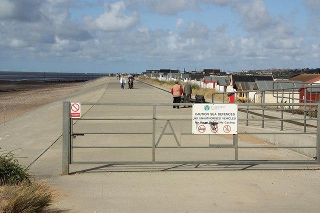North Beach Promenade