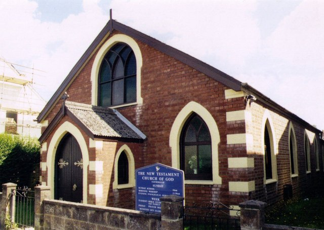 North Camp New Testament Church, Farnborough