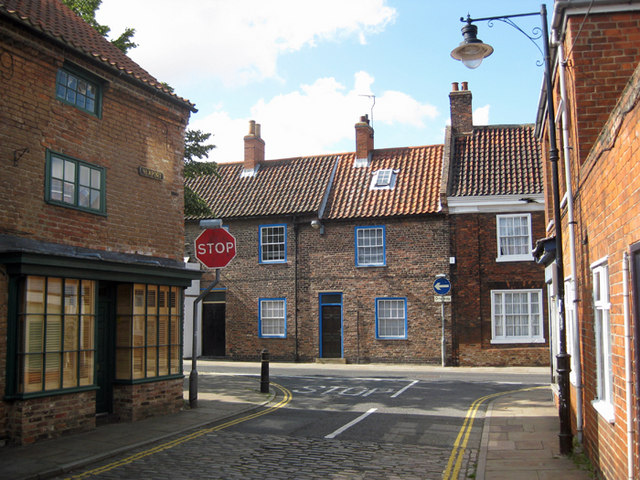 Junction of Fleetgate and Newport, Barton Upon Humber