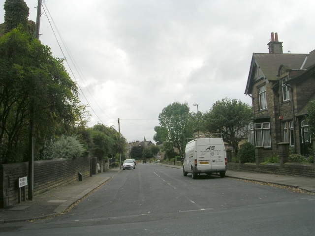 Pawson Street - St Andrew's Avenue
