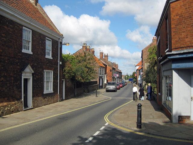 Fleetgate, Barton Upon Humber