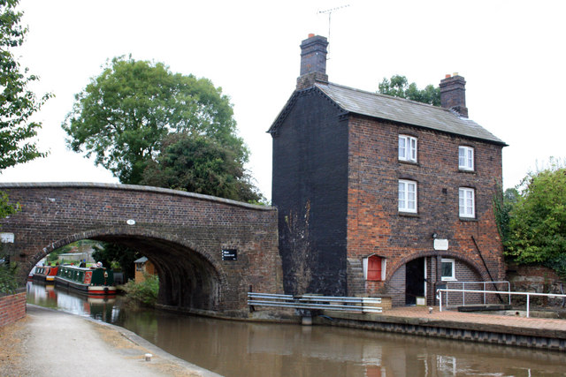 Old Toll House at Hartshill