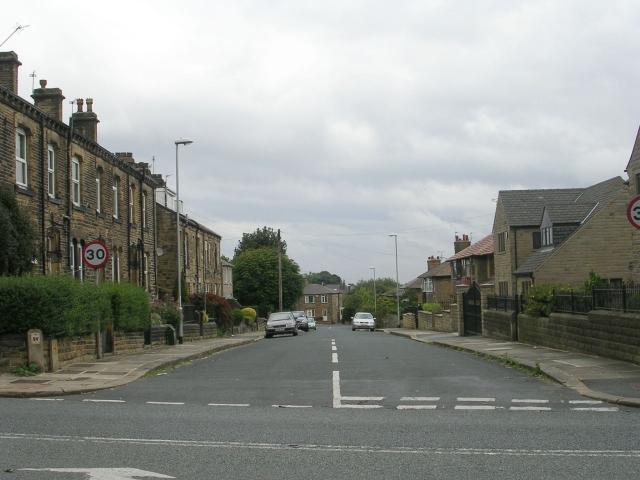 Ashfield Road - Bruntcliffe Road