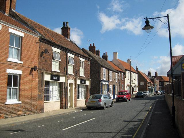 High Street, Barton Upon Humber