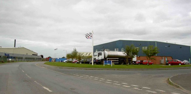 Flying the chequered flag