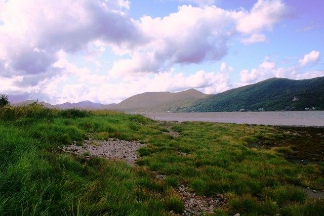 Path to Loch Linnhe