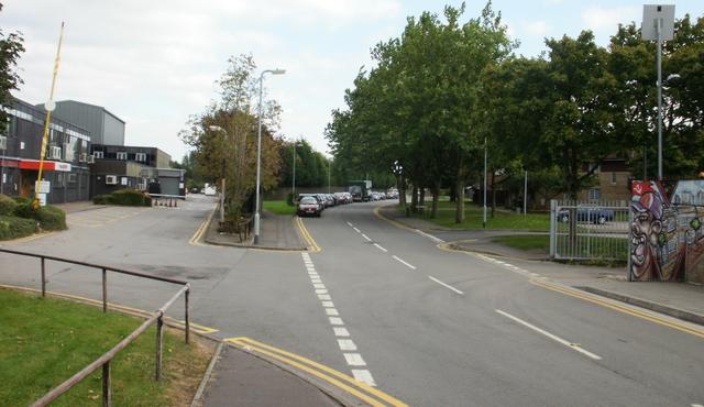 Bideford Road, Maesglas