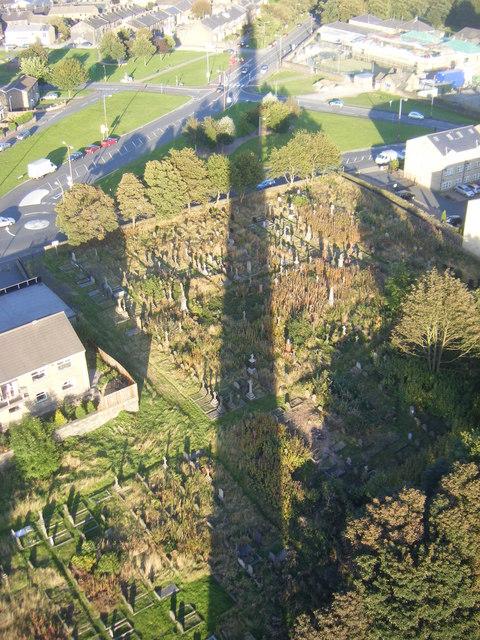 Shadow, Wainhouse Tower
