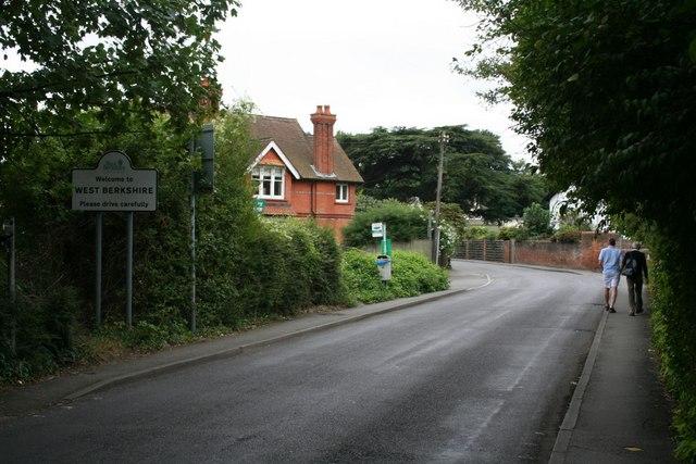 Into Berkshire