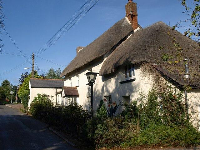Rose Cottage, Tedburn St Mary