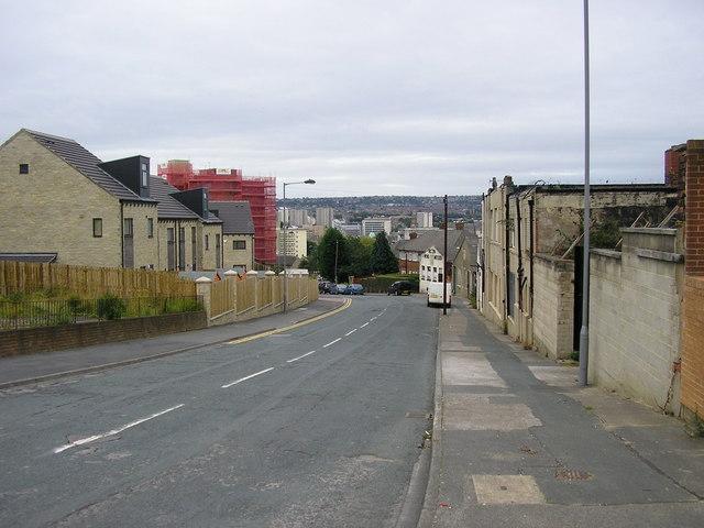 North Wing, Bradford
