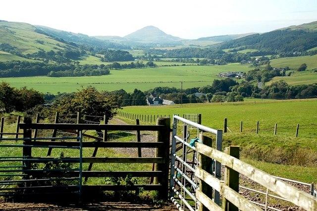 Stinchar Valley View