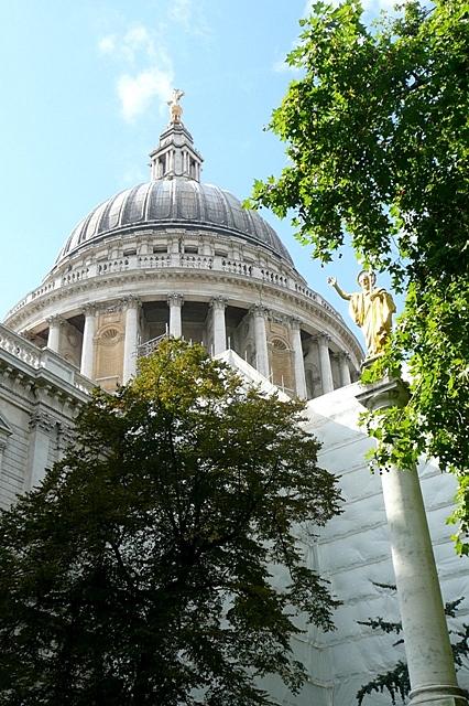St. Paul's dome