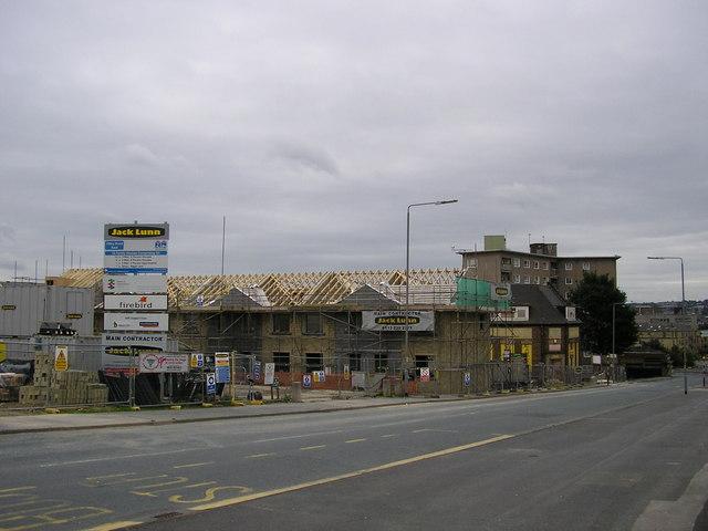 Housing Development, Otley Road, Bradford BD3