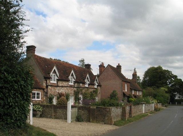 Cottages at Lee, Buckinghamshire