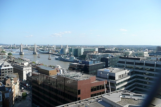 View from The Monument - southeast