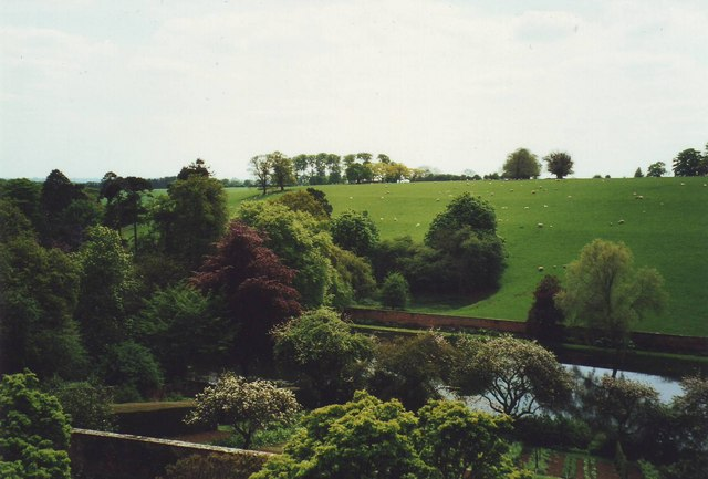 Upton House Gardens, near Edgehill, Warks