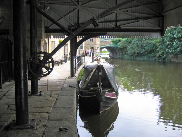 Burnley Wharf, Leeds and Liverpool Canal