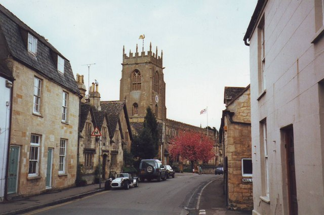 Winchcombe High Street, Gloucestershire