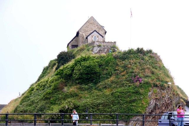 Lantern Hill in Ilfracombe