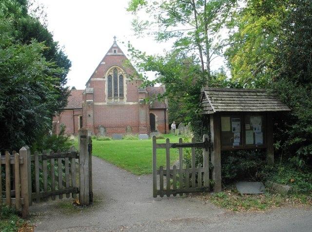 St. John the Baptist, Lee, Buckinghamshire