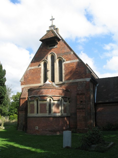 St. John the Baptist Church, Lee, Buckinghamshire