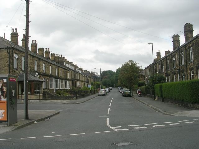 New Park Street - Fountain Street