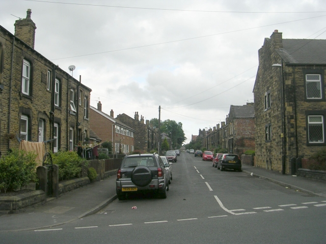 East Park Street - Fountain Street